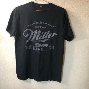 Miller High Life Beer Shirt